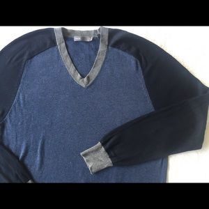 Vince mens cotton sweater